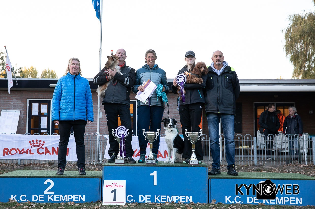 Winnaars Royal Canin Masters